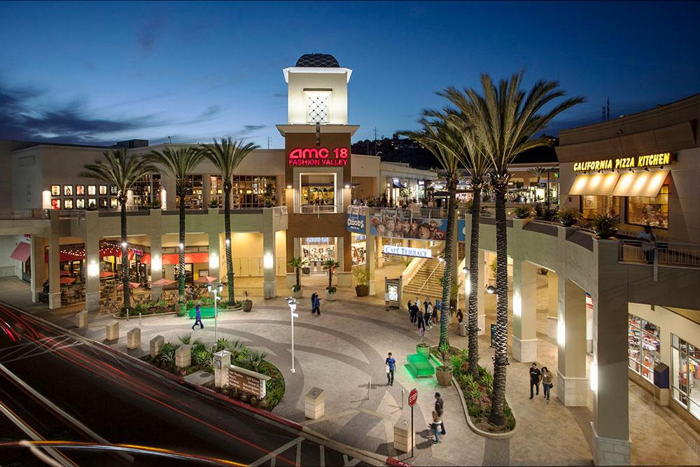 Fashion Valley Mall Hostelling International